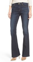 KUT from the Kloth Women's Natalie Curvy Fit Bootleg Jeans