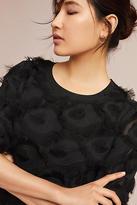 Chloe Oliver Polly Textured Sweatshirt