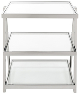 Safavieh Couture Sterling 3-Tier End Table