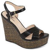 JCPenney Worthington® Sherri Platform Wedge Sandals