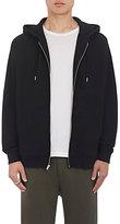 Alexander Wang Men's Cotton-Blend Fleece Hoodie