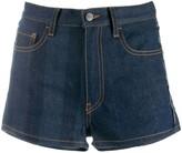 Marcelo Burlon County of Milan denim shorts