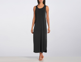 Karla Colletto Knit Long Tank Dress