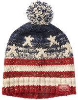 Ralph Lauren Flag Wool-blend Hat