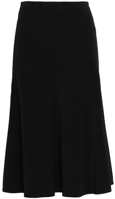 Rosetta Getty Stretch-crepe Skirt