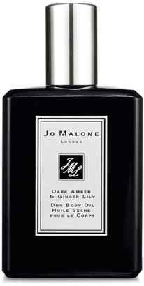 Jo Malone Dark Amber & Ginger Lily Dry Body Oil