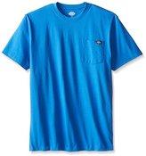 Dickies Men's Big-Tall Heavyweight Crew-Neck Short-Sleeve Pocket T-Shirt