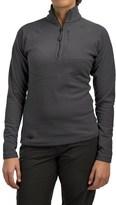 Outdoor Research Soleil Fleece Shirt - Zip Neck, Long Sleeve (For Women)
