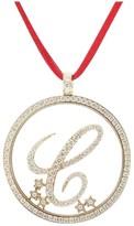 Chopard 18K Yellow Gold Diamonds Necklace