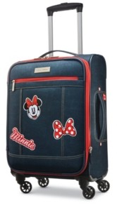 "American Tourister Minnie Mouse Denim Krush 19"" Spinner"