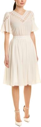 Nissa A-Line Dress