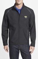 Cutter & Buck 'Jacksonville Jaguars - Beacon' WeatherTec Wind & Water Resistant Jacket (Big & Tall)