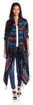 Angie Junior's Southwestern Scarf Kimono