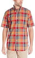 Pendleton Men's Classic Fit Seaside Madras Shirt