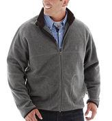 Izod Full-Zip Polar Fleece Jacket-Big & Tall