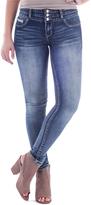 Amethyst Jeans Medium Wash Hilda High-Waist Jeans - Plus