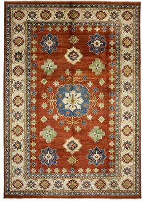 Solo Rugs Traditional Hand-Knotted Wool Area Rug