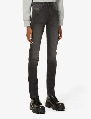 True Religion Rocco slim stretch-denim jeans