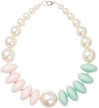 Pietrasanta Pearl & Pastel Statement Necklace