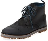Toms Men's Leather Brogue Boot