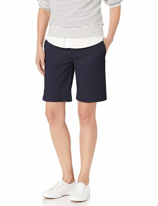 Tommy Hilfiger Women's Hollywood 9 Inch Chino Short (Regular and Plus)