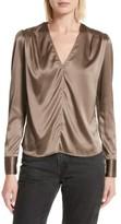 Rachel Comey Women's Shield Silk Blouse