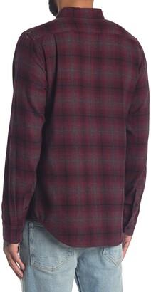 Ezekiel Melrose Plaid Printed Regular Fit Shirt