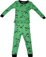 Carter's Toddler Four Piece Raccoon Pyjama Set