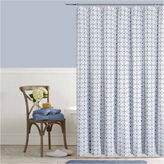 COLORDRIFT Colordrift Suzie Printed Shower Curtain