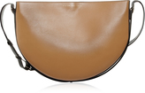 Victoria Beckham Half Moon Cross Body Bag