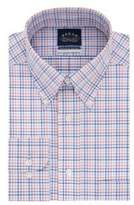 Eagle Tall Fit Check Cotton Dress Shirt