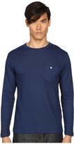 Todd Snyder Double Face Jersey Long Sleeve Men's T Shirt