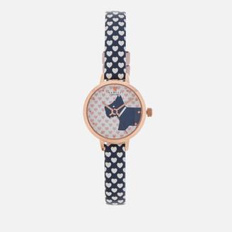 Radley Women's Love Printed Watch - Blue