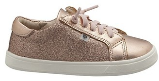Old Soles Baby Girl's, Little Girl's Girl's Ring Runner Leather Sparkle Sneakers