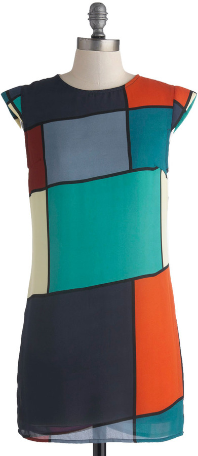 All Squared Away Tunic