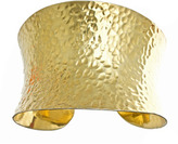 The Sutra Hammered Saddle Cuff
