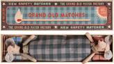 Posh Totty Designs Interiors Vintage Style Grandma And Grandpa Matchbox Mice