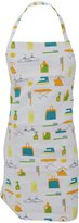 Universal Textiles Womens/Ladies Kitchen Utensil Patterned Cleaning Apron