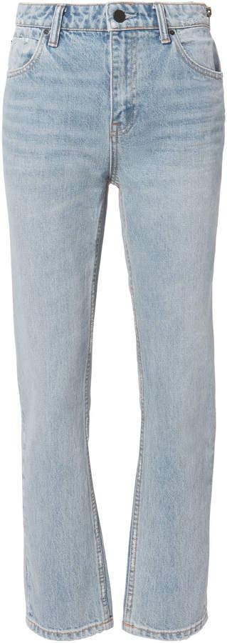 Alexander Wang Cult Side Zip Jeans