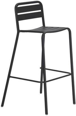 Soundslike HOME Halmstad Outdoor Bar Chair Anthracite