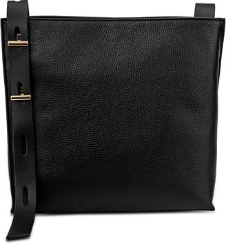 THACKER Hayley Leather Crossbody Bag