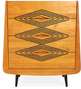 Jonathan Adler Antibes Four-Drawer Chest
