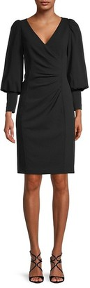 Calvin Klein Mini Sheath Dress