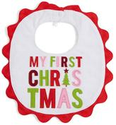 Mud Pie Infant Christmas Bib
