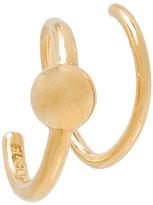 Maria Black 14 Karat Helix Twirl Earrings