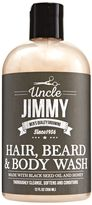 Uncle Jimmy Hair, Beard & Body Wash