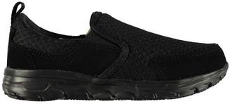 Slazenger Zeal Childrens Slip On Shoes