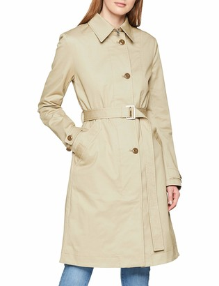 G Star Women's Minor Long Slim Trench Coat