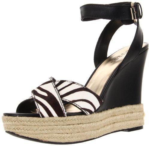 GUESS Women's Kambraly Platform Sandal