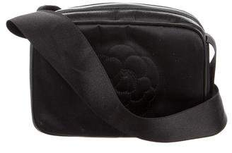 Chanel Satin Crossbody Bag